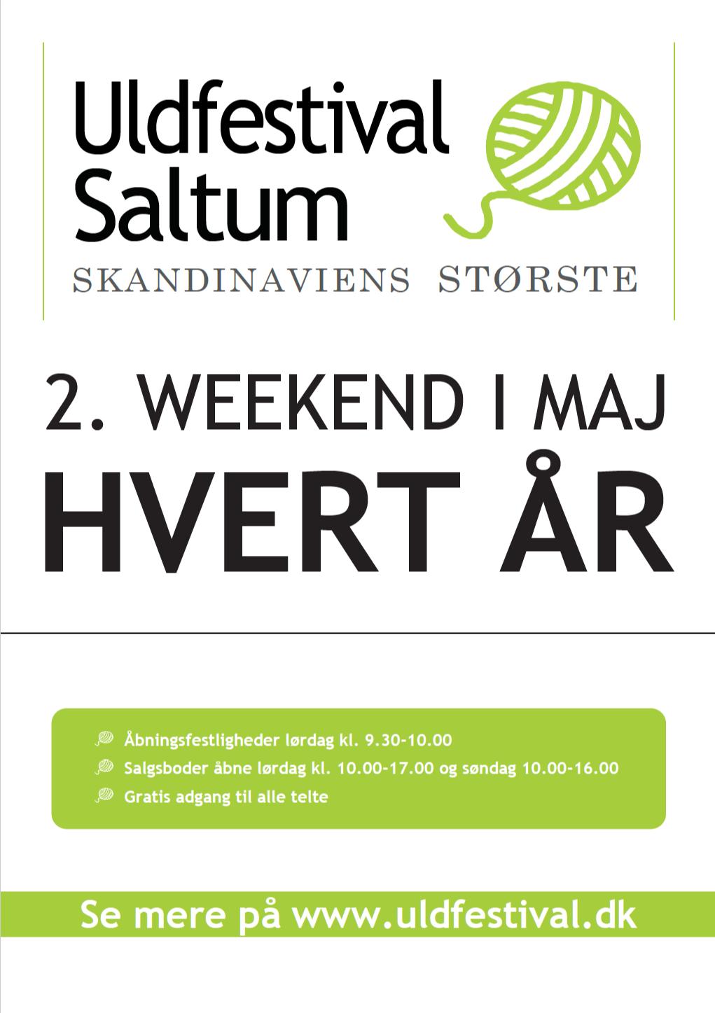 uldfestival a4 plakat 2019
